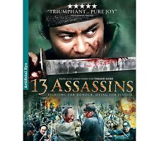 13 assassins  - NEW DVD