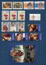 Vatican City 2005 Complete Year Set NH - Scott 1292-1319