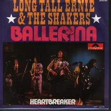"7"" Long Tall Ernie & The Shakers Ballerina 70`s Polydor"