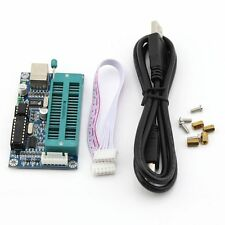 1PCS PIC Microcontroller USB Automatic Programming Programmer K150 + ICSP Cable