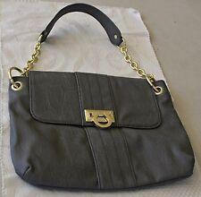 Mark Mighty Mini Bag Gray Purse Handbag New by Avon