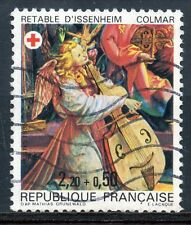 STAMP / TIMBRE FRANCE OBLITERE N° 2392 RETABLE ISSENHEIM COLMAR