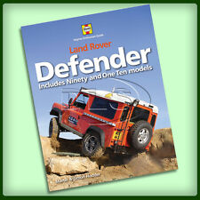 LAND ROVER DEFENDER - Haynes Defender Modification Guide (DA3189)