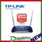 TP-LINK TD-W8960N 300Mbps with Wireless N ADSL2+ Modem Router VPN supported