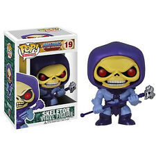 FUNKO POP TELEVISION Masters Of The Universe SKELETOR #19 SEALED MIMB In Stock