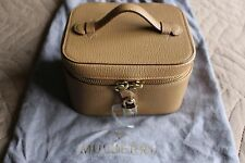 BN GENUINE Mulberry Jewellery Case / Box / Travel Leather  Brown  -  RRP 450