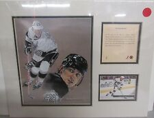 LIMITED LITHOGRAPH BY KELLY STUDIOS OF WAYNE GRETZKY AFTER PHIL FERGUSON OIL