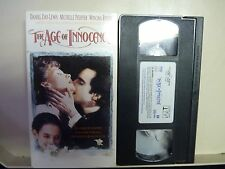 The Age of Innocence (VHS, 1994, Closed Caption)