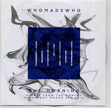 WHOMADEWHO - rare CD Single - Europe - Acetate