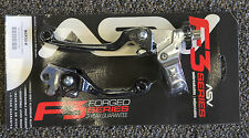 ASV F3 Brake Clutch Lever Set Black Kawasaki KX250F KX450F 2013-15