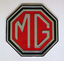 MGB Roadster & MG Midget Front Grill Badge, AHA9318