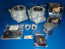 POLARIS RMK 800 XC800 TOP END REBUILD KIT CYLINDERS/PISTONS/GASKETS 3021339 CORE