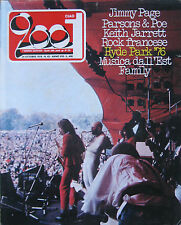 CIAO 2001 42 1976 Hide Park Jimmy Page Alan Parsons Keith Jarrett Family Parker
