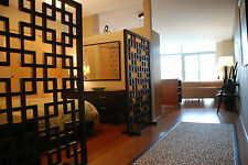 ASIAN KNOT DESIGNED SCREEN PANELS for Room Division