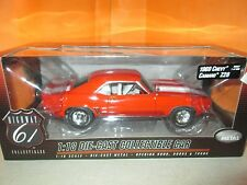 RARE Ertl Highway 61 DCP 1969 Chevy Camaro Z28 LE 1 of 600 1:18 Diecast in Box