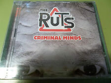 Ruts Criminal Minds 2 x CD *SEALED* Babylon's Burning In A Rut