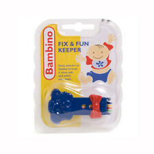 Bambino Fix and Fun Keeper - Blue