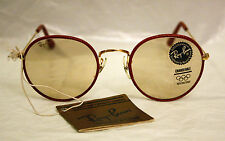 New Vintage B&L Ray Ban W1187 49-21 Sunglasses Changeable Lenses - USA Seller