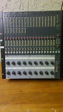 LAFONT AUDIO LABS NEVE TRANSFER FTC-84 MIXER CONSOLE 18 CH. AS-IS