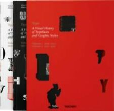 Type. a Visual History of Typefaces and Graphic Styles by Cees W. de Jong,...