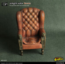 "1/6 scale CMToys Model Single Sofa S001 Chair Furniture hobbies For 12"" Figure"