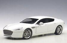 Autoart 70256 - 1/18 Aston Martin Rapide S (2015) - Stratus White-nuevo