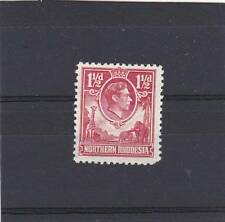 NORTHERN RHODESIA 1938  1.5d CARMINE-RED SG.29 NICE MOUNTED MINT--MLH