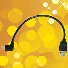 Micro USB 2.0 Male V8 to USB A Male Data Sync Charge Cable Cord Short