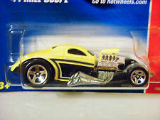 2008 HOT WHEELS - 1/4 MILE COUPE - 1/64