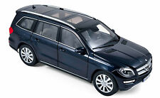 NOREV 2012 Mercedes Benz GL 500 Dark Blue Metallic 1:18 *Last One!!
