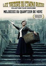 DVD Cinéma Russe : Mélodies du quartier de Véri