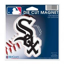 MLB 4 inch Auto Magnet Detroit Tigers Current Logo