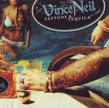 Vince Neil - Tattoos & Tequila (2010)  CD  NEW/SEALED  SPEEDYPOST