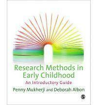 Research Methods in Early Childhood: An Introductory Guide by Deborah Albon, Pe…