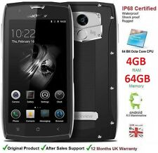 Blackview BV7000 PRO 64GB Android Dual SIM Octa Core 4GB RAM 4G IP68 Waterproof