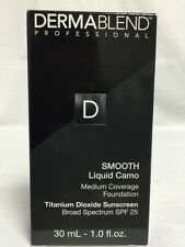 Dermablend Professional Smooth Liquid Camo Foundation Cream 1 Oz - SPF 25