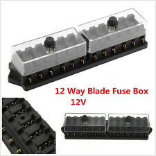 240sx fuse box 12v 12 way car boat auto automotive blade fuse box block holder atc ato circuit fits 240sx