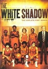 WHITE SHADOW - COMPLETE FIRST SEASON- 4 DVD SET- SEALED