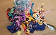 JOBLOT EMBROIDERY SILKS SKEINS BY DMC THREADS BUNDLE ASSORTED COLOURS