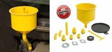 Lisle 24680 Spill-Free Funnel Kit Engine Oil Transmission Fluid New Free Ship