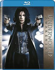 UNDERWORLD AWAKENING - BLU RAY - Region A - Sealed