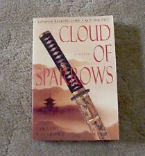 Cloud Of Sparrows by Takashi Matsuoka (2002 Paperback) Advance Reading Copy