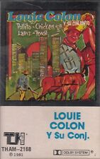 Louie Colon Y Su Conjunto CASSETTE New Sealed