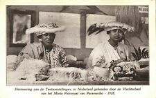 suriname, Expo Rememberance Maria Patronage Braiding School of Paramaribo (1928)