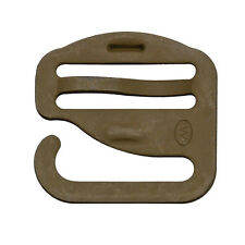 ITW G-Hook Waveloc - Coyote Tan tactical MOLLE webbing clip NEW