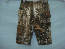 NWOT Boy's Baby Infant Game Winner Camouflage Pants Size 0-3 mos.  #59H