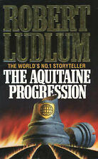 The Aquitaine Progression (Panther Books), Robert Ludlum