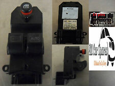 Honda Civic Gen 7 EP3 - Driver Side Front Window Switches / Controls
