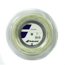 * Nuovo * BABOLAT PRO HURRICANE 1.20mm TENNIS saitenset 12m String 18g Set natura RPM