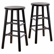 Winsome Wood 30-Inch Bar Stool - - Set of 2, Espresso, 2